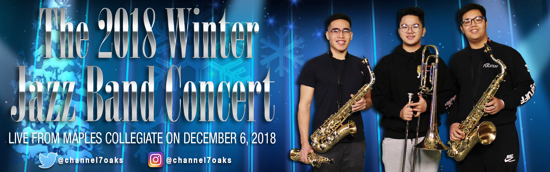 2018 Winter Jazz Band Concert