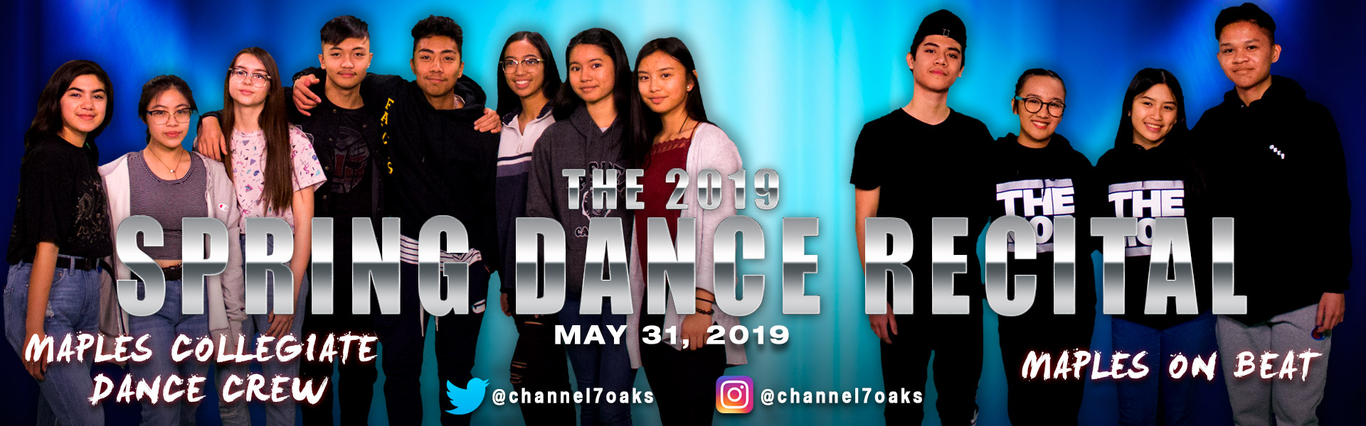 2019 Spring Dance Recital